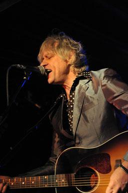 Bob Geldof live auf der Bühne. Foto Cynthia Geyer/Universal Music