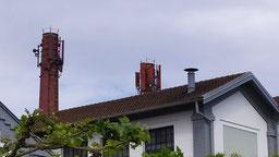 antenne téléphonique