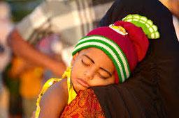 sommeil des jeunes enfants