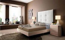 lit placé selon le feng-shui