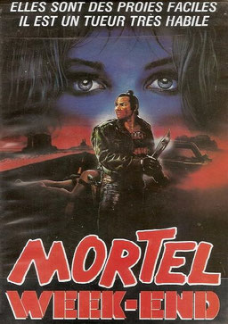 Mortel Week-End de Christopher Fitchett - 1982 / Slasher - Horreur