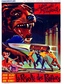 La Révolte Des Poupées de Bert I. Gordon - 1958 / Horreur - Science-Fiction