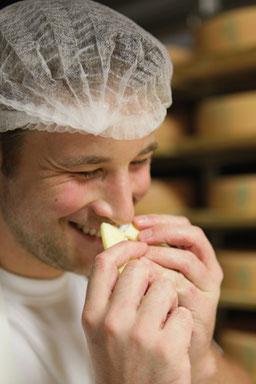 naturbelassener Käse vom Tegernseer Land
