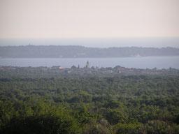 Sicht auf unsere Ortschaft PEROJ , QUELLE: Suzi
