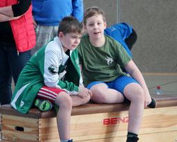 unsere beiden Medaillengewinner
