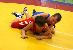 im Kampf um Bronze konnte Ricco den Potsdamer Danilo Kalbofsky besiegen