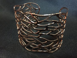 #bracelet#tinarts#rose gold plated#bangkokarts