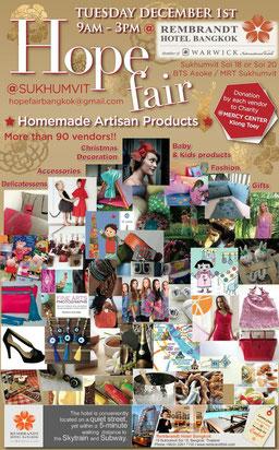 #Christmasfairbangkok#hopefair#tinarts#bazaar#shoppingbangkok#