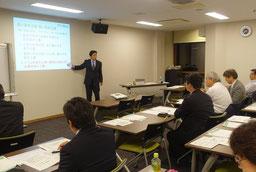 起業を成功へ導く 超実践「企業理念」の作り方セミナー での講演