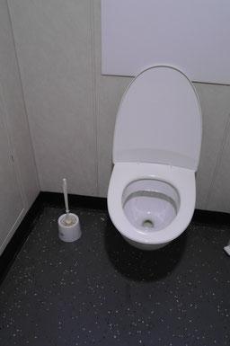 Abbildung: Beweisfoto Nr. 1: Es gibt sie auch auf Orkney, die Toiletten - Besen! / © Anita Soós