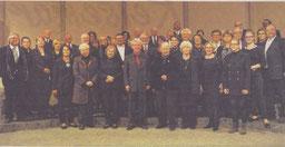 Beim Meisterkonzert dabei: Der Cornelius-Burgh-Chor des Heimatvereins der Erkelenzer Lande. Foto:VHS