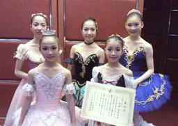 2012バレコン finalists