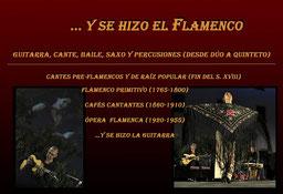 ...Y se hizo el Flamenco