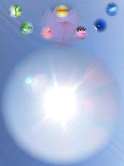 心の本質である光について【自己変容の道】
