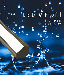 LED Streifen und Profile bis IP68