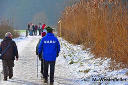 Winterwanderung der NABU-Gruppe Hundsangen