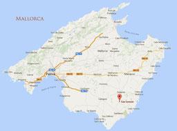 Cas Concos Mallorca