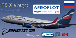 FSX LIVERIES FREE DOWNLOAD - FANTASY & REALITY