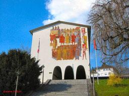 Das Bundesbriefmuseum in Schwyz.