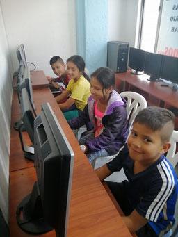 donación de tecnología
