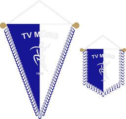 Wimpel Designe TV Mürg