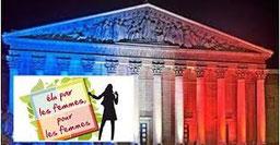 """""""Elu par les Femmes"""" à l'Assemblée Nationale - Mars 2015"""