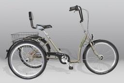 Pfau Tec Comfort: Unkomplizierte Mobilität