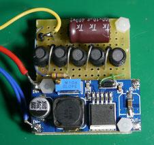XL6009 + Six-Stage SEPIC Multiplied Boost Converter 12V to 200V