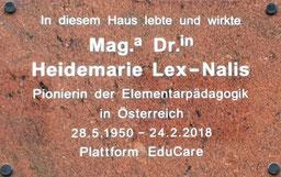 Bild: Offizielle FB-Seite HEIDE LEX-NALIS-PREIS FÜR WISSENSCHAFTLICHE ARBEITEN
