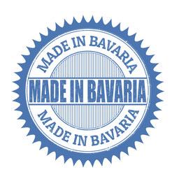 Stempel Made in Bavaria