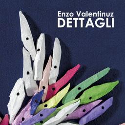 Grafica per il catalogo d'arte di Enzo Valentinuz
