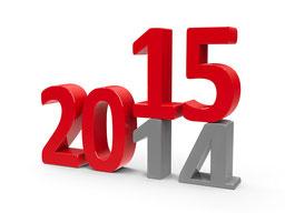 Jahreswechsel 2014 2015
