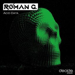 Dark Acid Techno Song by Roman Graf  - Download Acid Data