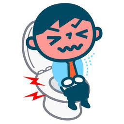 痔はお尻の病気ではありません 有野台薬品 慢性鼻炎 後鼻漏 アトピー 不妊