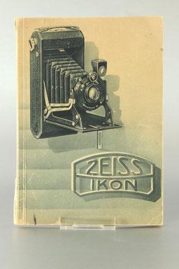 ZEISS IKON Cameras und Zubehör Katalog Schweiz 1930    ©  engel-art.ch