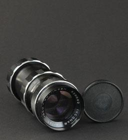 Isconar 135mm Teleobjektiv    © engel-art.ch