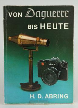 """Abring """"von Daguerre bis Heute"""" 1977  ©  engel-art.ch"""