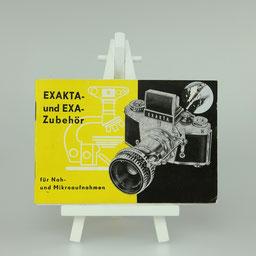 Gebrauchsanleitung Jhagee Exa & Exakta Zubehör   ©  engel-art.ch