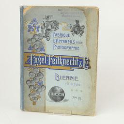 Engel Feitknecht Katalog Nr. 16    ca. 1903    ©  engel-art.ch