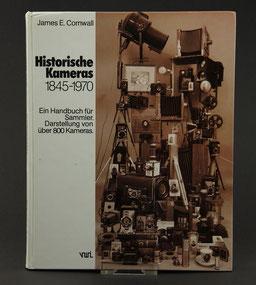 Historische Kameras 1845-1970 James E. Cornwall    ©  engel-art.ch