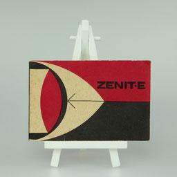 Gebrauchsanleitung Zenit E Französische-Version   ©  engel-art.ch