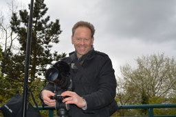 © Hannes Wirtz: Videojournalist Björn Kempcke