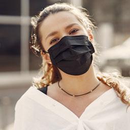 Corona: Mund-Nasen-Bedeckung. Wissenswertes von Safety Steps