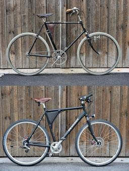 110 Jahre Fahrradtechnik
