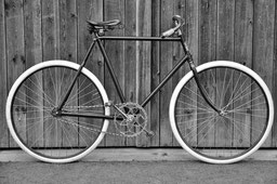 Allas Luquetas - ein Bausatz-Fahrrad um 1900