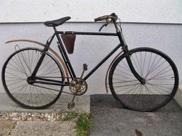 Peugeot Modell E Route von 1916/18, Fundzustand