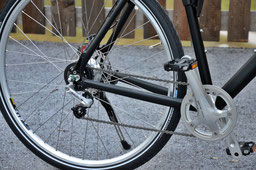 Shimano Alfine 8-Gang-Antrieb