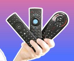 Télécommandes G30S Q7 G20S Pro-700px
