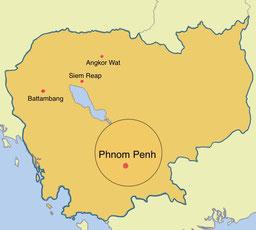 Kambodscha - Phnom Penh - Weltreise Blog und Reiseziele - Travel um die Welt