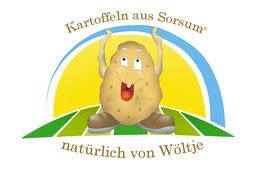 Kartoffeln aus Sorsum - natürlich von Wöltje
